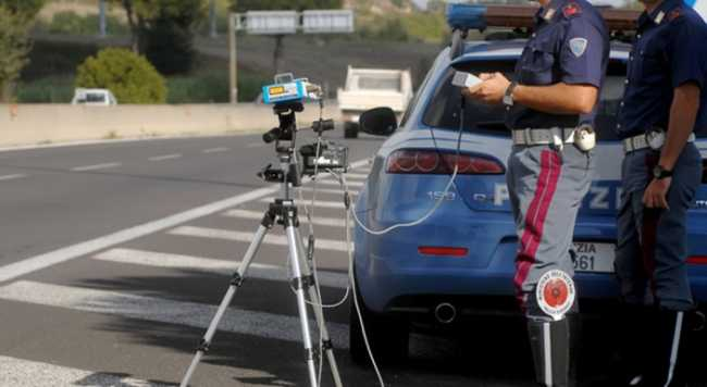 polstrada autovelox